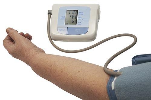 test della pressione